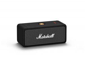 MARSHALL - Coluna Bluetooth Emberton - Preto