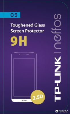 TP-LINK - Toughened Glass Screen Protector(C5)