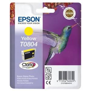 EPSON - Tinteiro Amarelo Stylus Photo R265 /  360 /  RX560
