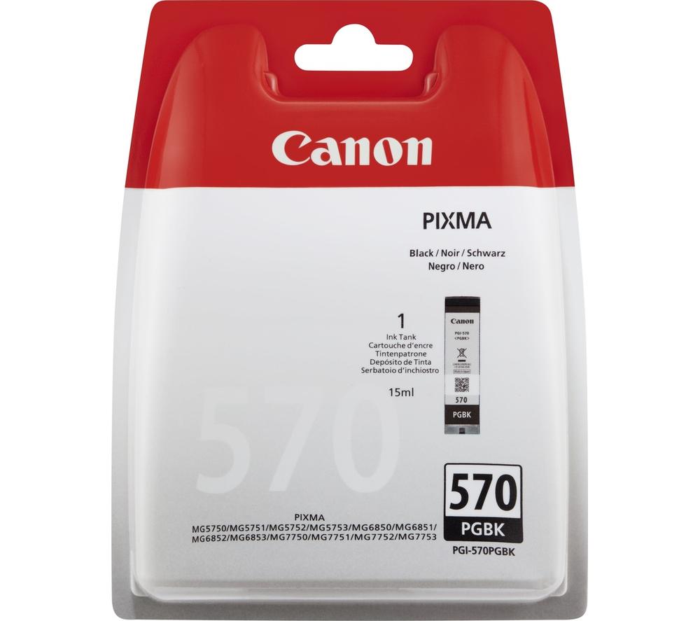 CANON - PGI-570PGBK