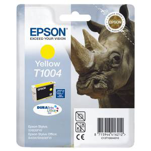 EPSON - TINTEIRO AMARELO STYLUS SX600FW /  Office B40W /  BX600FW