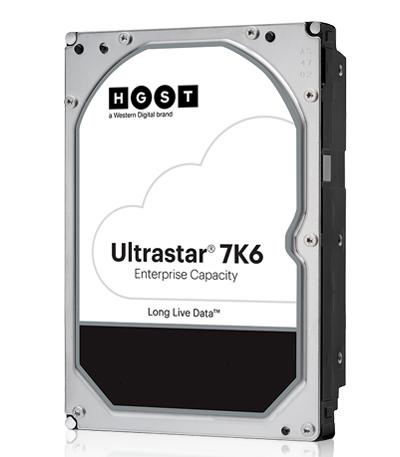 WESTERN DIGITAL - 4TB Ultrastar DC HC310 HUS726T4TAL5204 7200RPM 256MB