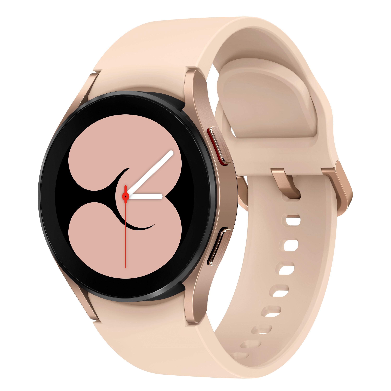 SAMSUNG - Smartwatch Samsung Galaxy Watch4 40mm - Rosa Dourado