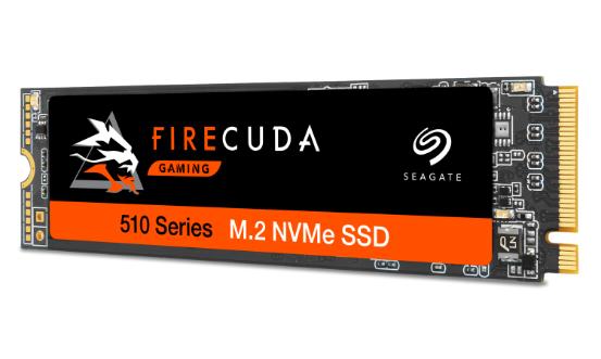 SEAGATE - SSD Firecuda 510 M.2 1TB PCIe Gen3x4 2280