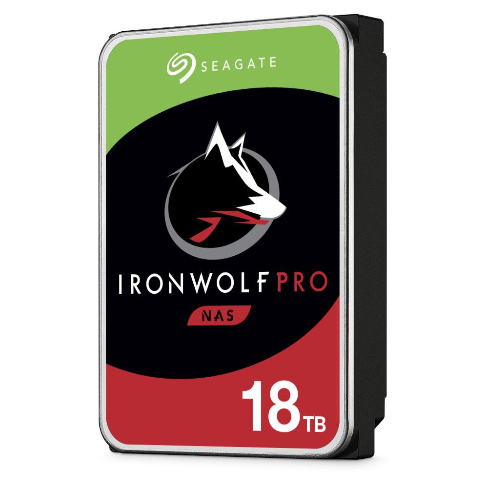 SEAGATE - HDD Ironwolf Pro 3.5P 18TB SATA 6GB/s