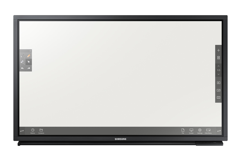 SAMSUNG - Display Profssional LFD82P DM82 Full HD 82P