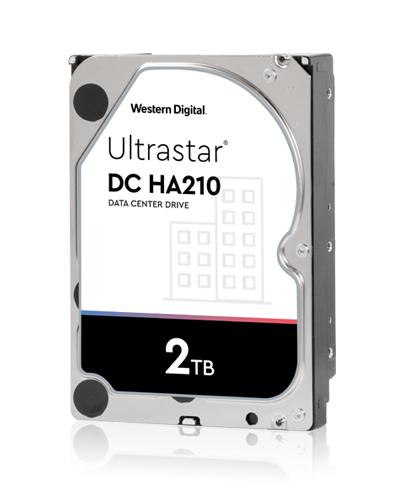 HGST - Ultrastar 7K2 2TB SATA T 3.5P 128MB 7200RPM SE