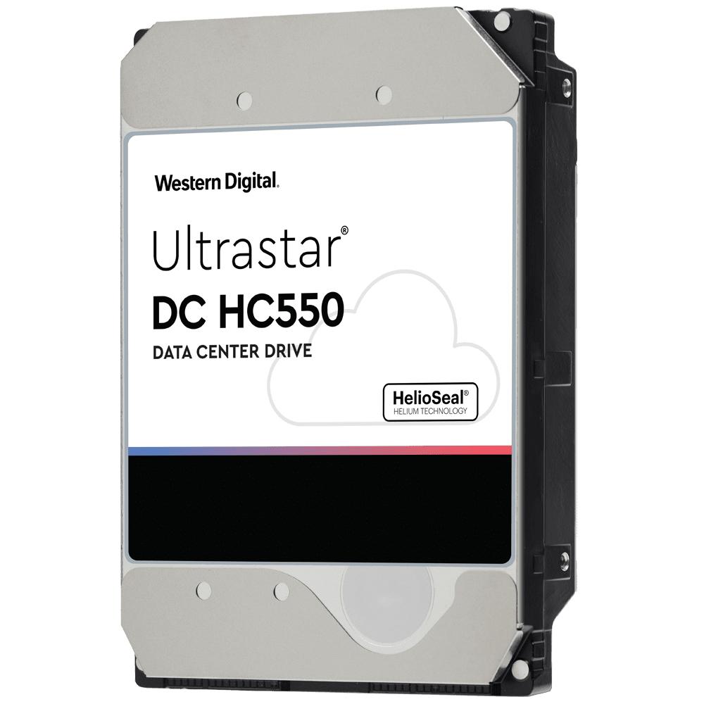 WESTERN DIGITAL - 18TB Ultrastar DC HC550 0F38353 7200RPM 512MB