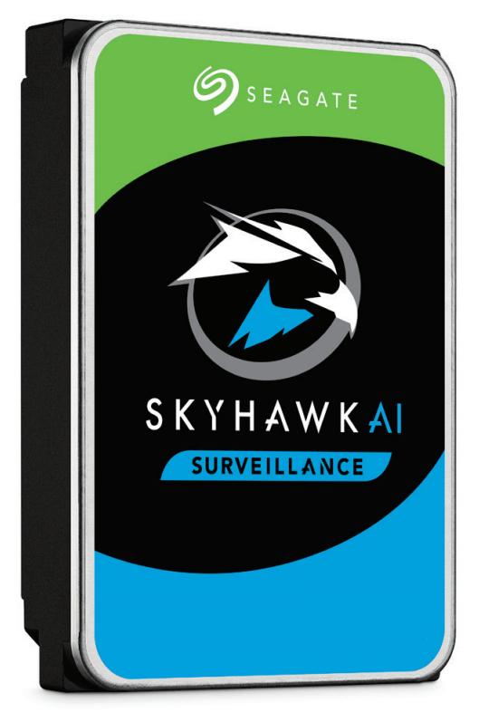 SEAGATE - HDD Skyhawk AI 3.5P 8TB SATA 6GB/s