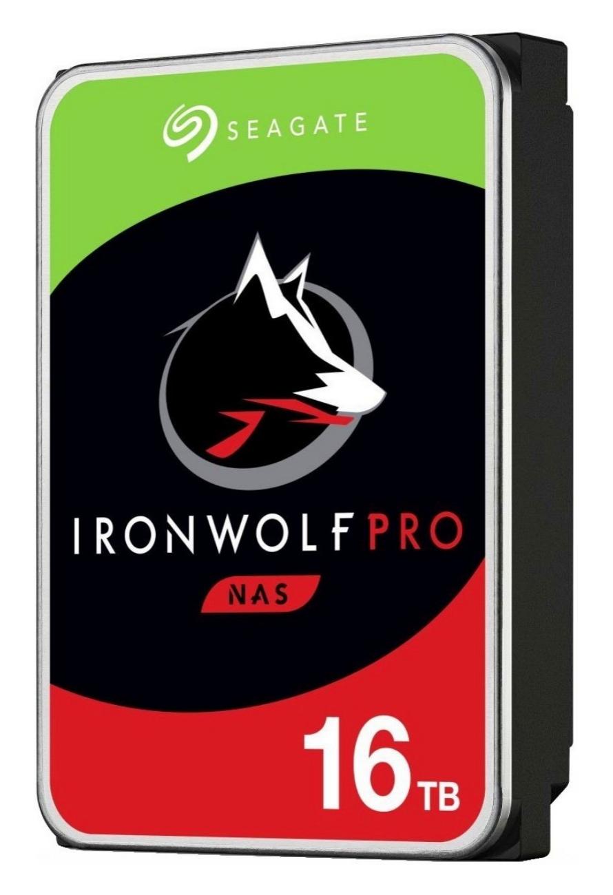 SEAGATE - 16TB IronWolf Pro 7200RPM 256MB
