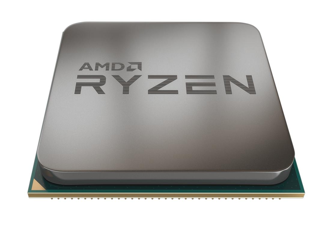 AMD - Ryzen 5 3600 Cores 6 Threads 12 AM4