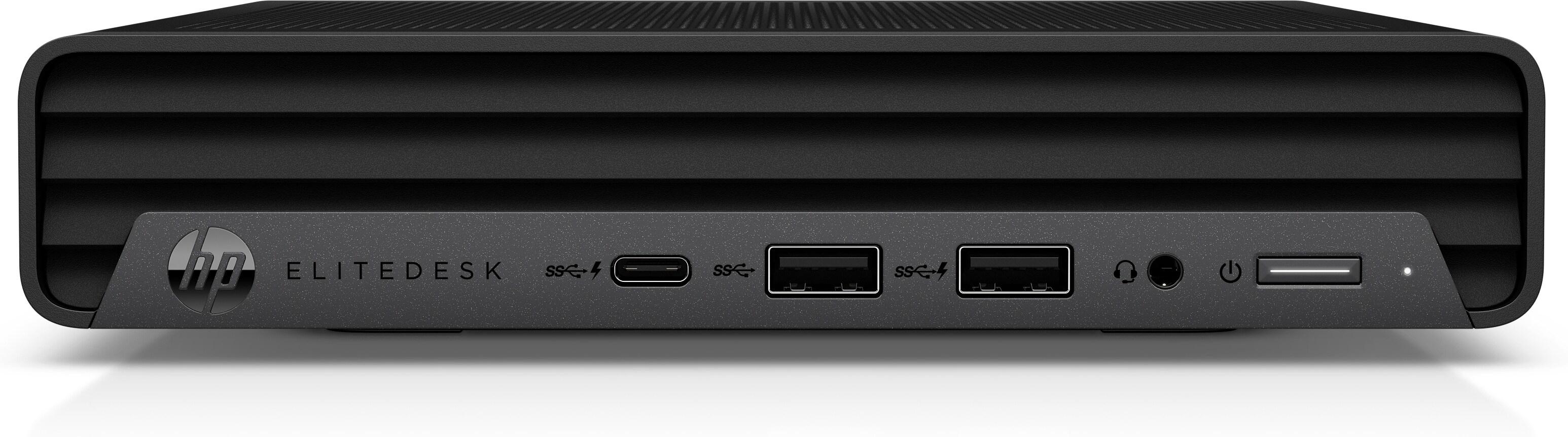 HP - HP - Mini PC EliteDesk 800G6 DM i5-10500, 8 GB, 256GB SSD, W10P6 64bits