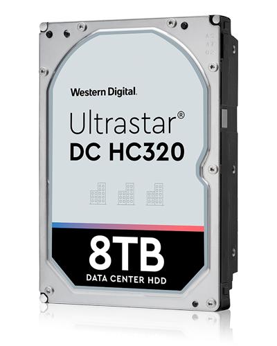 WESTERN DIGITAL - Ultrastar 8TB DC HC320 WESTERN DIGITAL