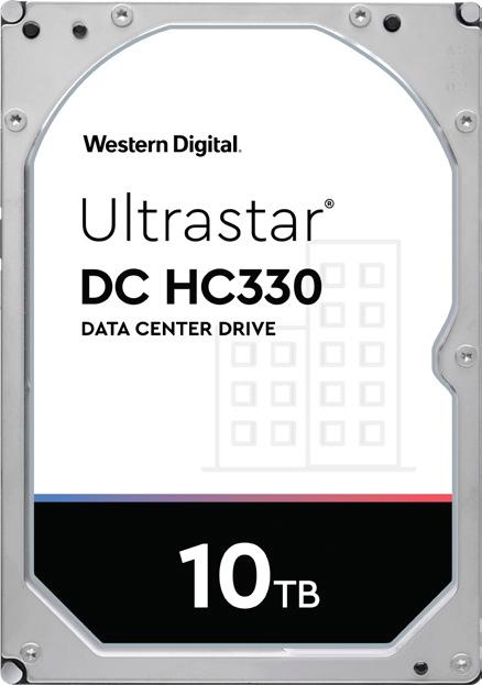 ULTRASTAR - DCHC330 10TB SAS3 256MB
