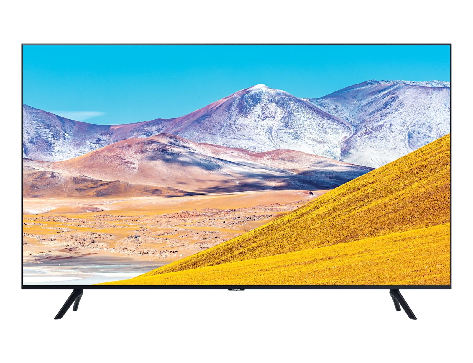 Smart TV Samsung UE50TU8005 50 4K Ultra HD LED WiFi Preto