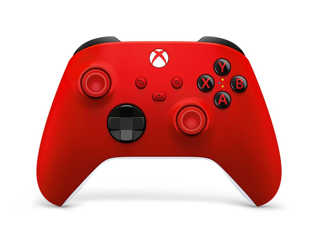 MICROSOFT - Xbox Comando Wireless Red Valentine