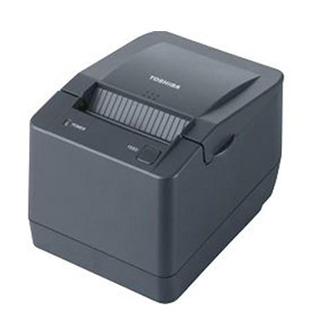 TOSHIBA - IMPRESSORA TICKETS TRST-A00 USB PRETO