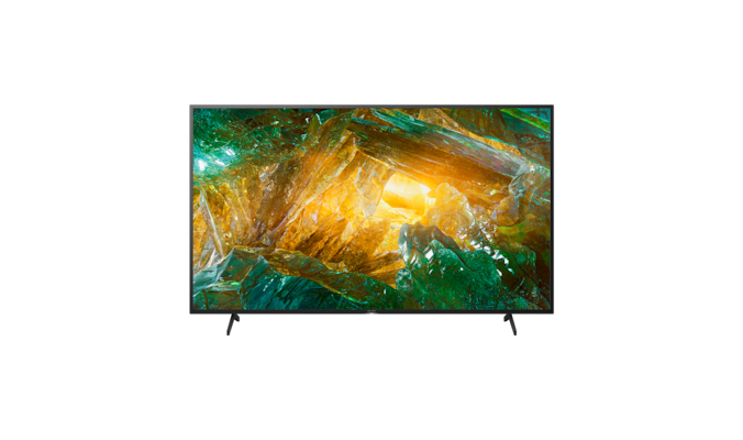 SONY - TV 49 4K HDR SMART TV