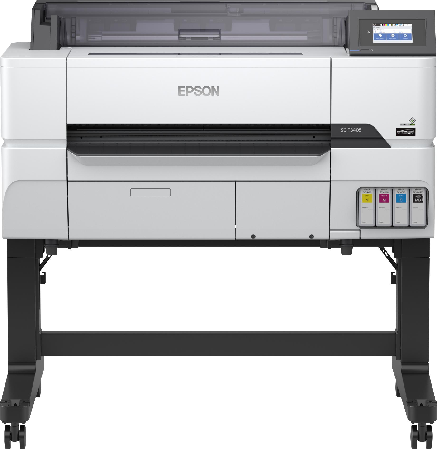 EPSON - SureColor SC-T3405 - preço válido p/ unid faturadas até 30 de setembro ou fim de stock