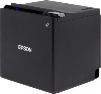 EPSON - IMPRESSORA POS TM-M30II (122) USB+ETHERNET+NES PRETO PS EU