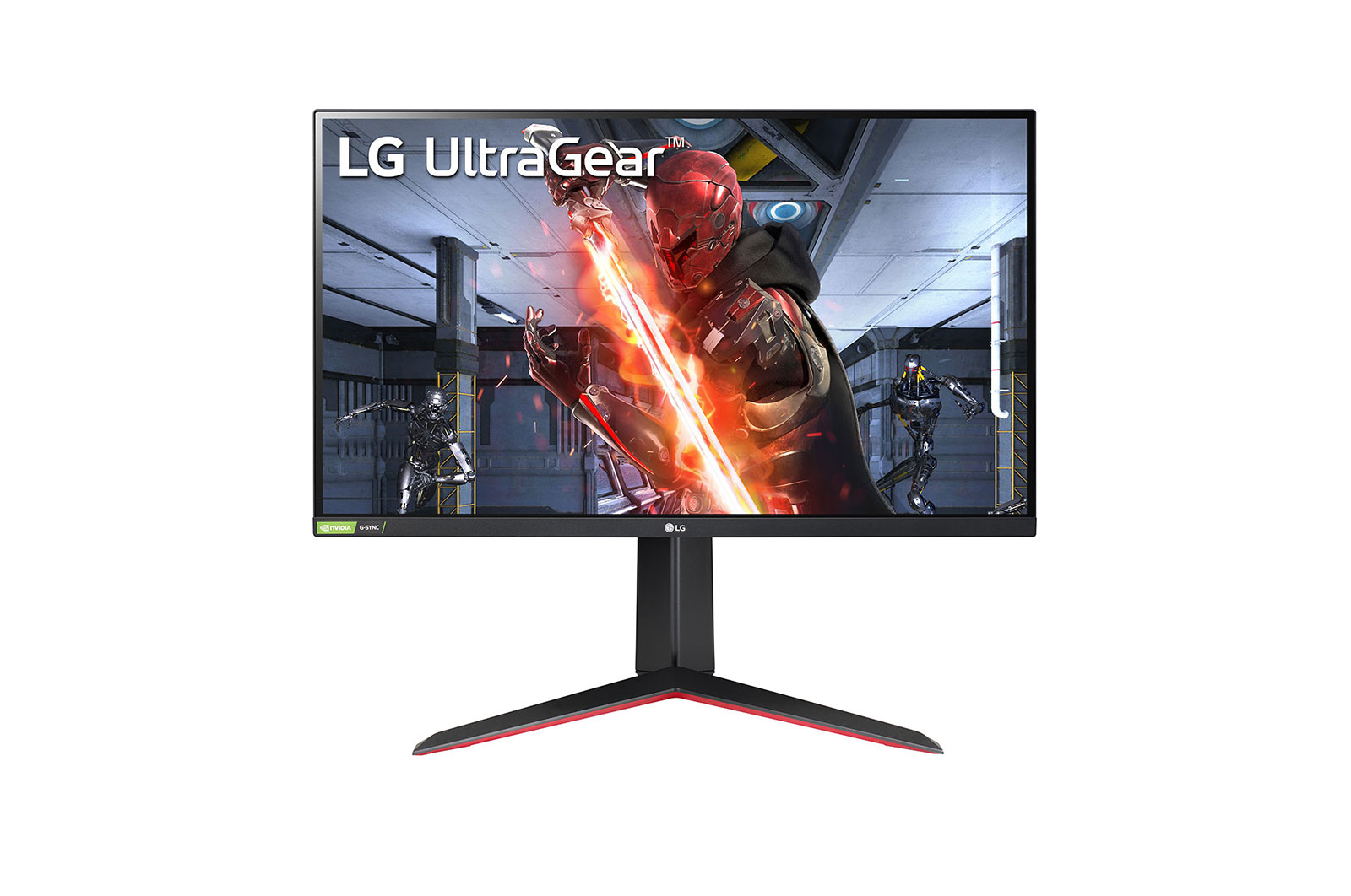 LG - 27P 27GN650 UltraGear Gaming IPS 27P FHD 16:9 144Hz