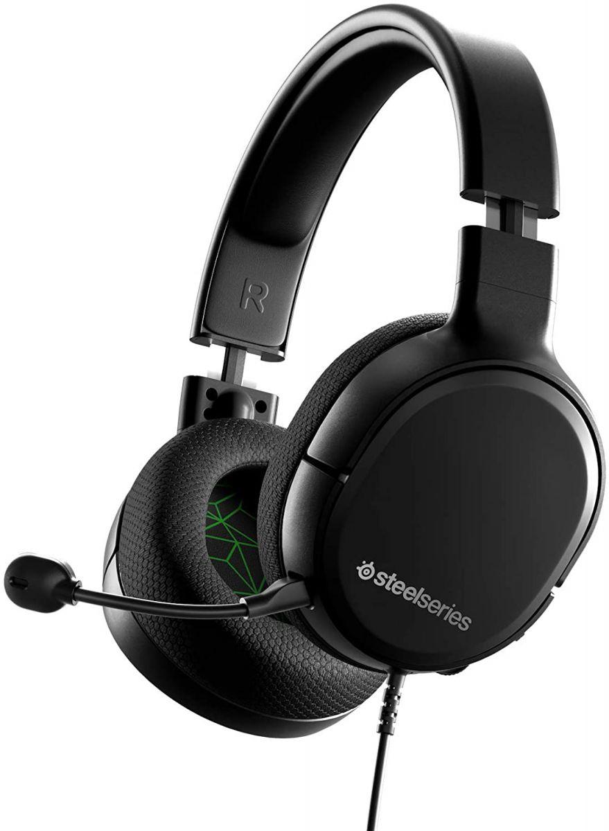 Steelseries - Headset Arctis 1 (XBOX) - Preto