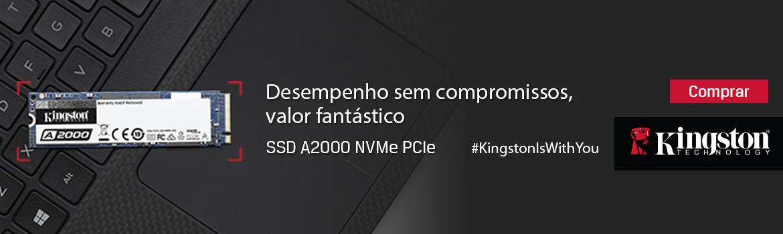 Homepage Slideshow - Kingston SSD A2000