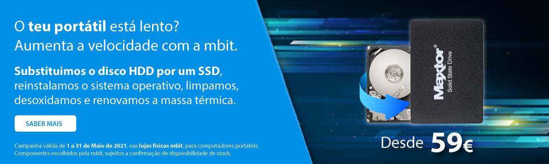 Homepage Slideshow - Upgrade SSD