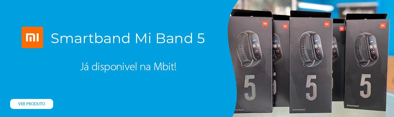 Xiaomi SmartBand Mi5